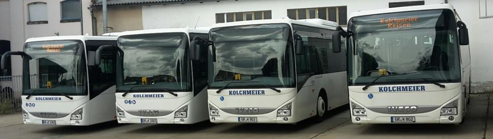 Reisebüro & Busbetrieb Kolchmeier